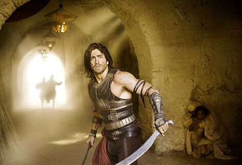 Prince of Persia: The Sands of Time to Make a Better Video Game Movie