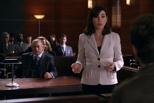 The Good Wife: The Death Zone