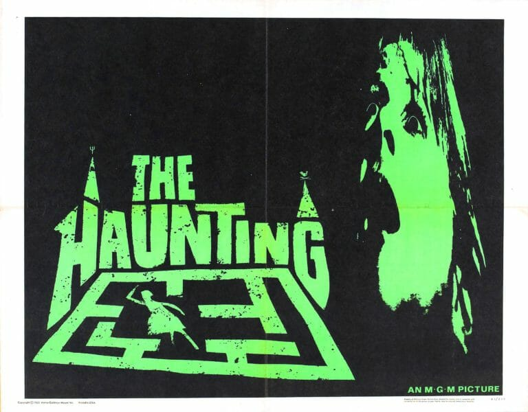 The Art of Writing Horror: THE HAUNTING