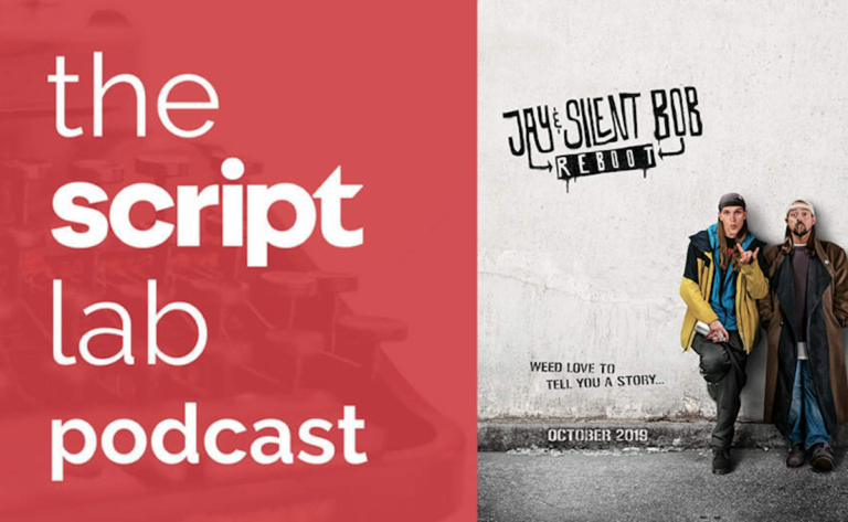 The Script Lab Podcast: Kevin Smith — Writer/Director of JAY AND SILENT BOB REBOOT