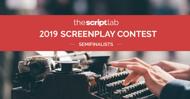 Announcing the 2019 TSL Free Screenplay Contest Semifinalists!