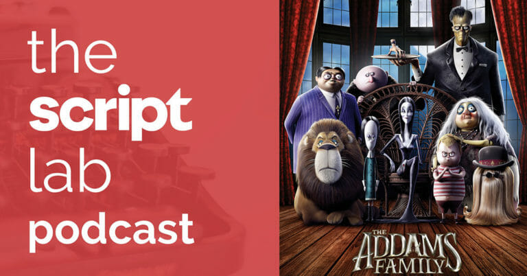 The Script Lab Podcast: Greg Tiernan and Conrad Vernon — Directors of THE ADDAMS FAMILY and SAUSAGE PARTY