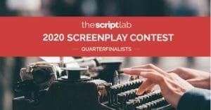 2020 TSL Free Screenplay Contest Quarterfinalists
