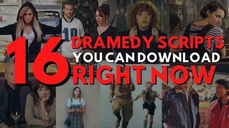 16 Dramedy Scripts You Can Download Right Now
