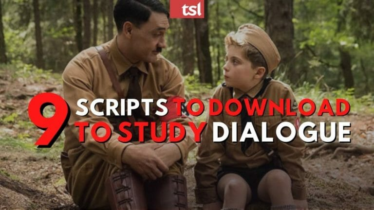 9 Scripts to Download to Study Dialogue