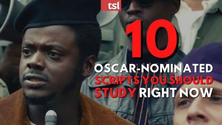 10 Oscar-Nominated Scripts You Should Be Studying Right Now