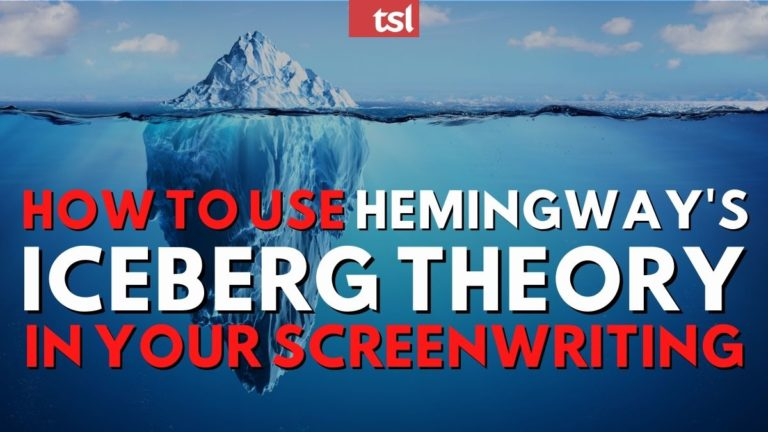 How to Use Hemingway's Iceberg Theory in Your Writing