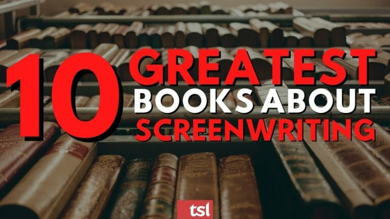 10 Greatest Books About Screenwriting