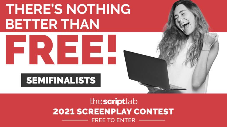 2021 TSL Free Screenplay Contest Semifinalists